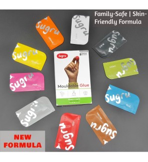 [Ready Stock] (1pcs) Sugru Moldable Glue Family Safe Formula Skin-Friendly New