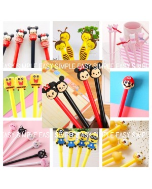 [Ready Stock] School Office Stationery Gift Party Cute Kid Pink 3D BallPoint Pen