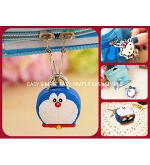 [Ready Stock] 1pc Cute MINI PVC Pad Locks Cartoon Drawer/Luggage/Bag Lock Gift