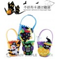[Ready Stovk] DIY Non Woven Halloween Treat Bag Crafts Projects Gift Education