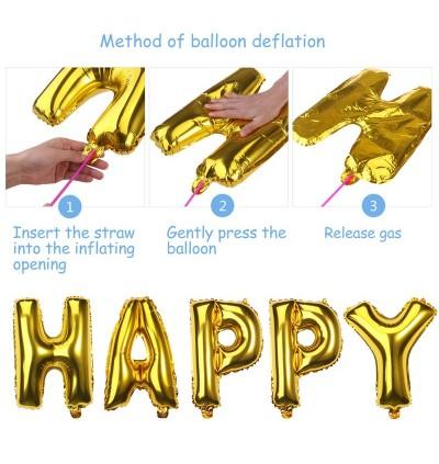 [Ready Stock]DIY 32 Inch LOVE Foil Balloon Road Lead Column Birthday Wedding Foil Balloon