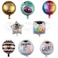[Ready Stock] 18 Inch Aluminium Foil Balloon Party Graduation Celebration Model Balloons