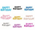 """[Ready Stock] """"Happy Birthday"""" Letter Foil Party 16"""" Balloons Decoration Party"""