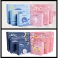 (1Piece) Kawaii Colorful Printed Design Door Gift Paper Bag Birthday Party