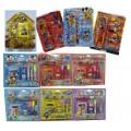 [Ready Stock] Stationery Set Birthday Gift School Party Goodie Bag Kid